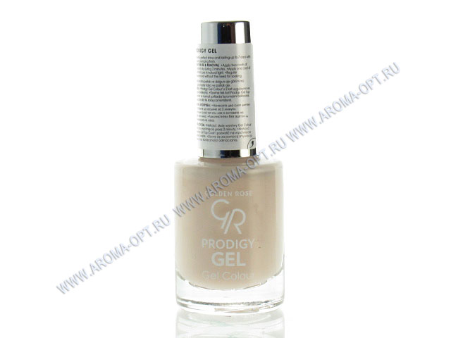 01 Гель-лак GR Prodigy Gel Gel Colour