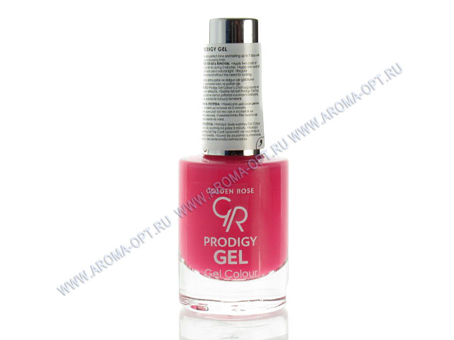 13 Гель-лак GR Prodigy Gel Gel Colour