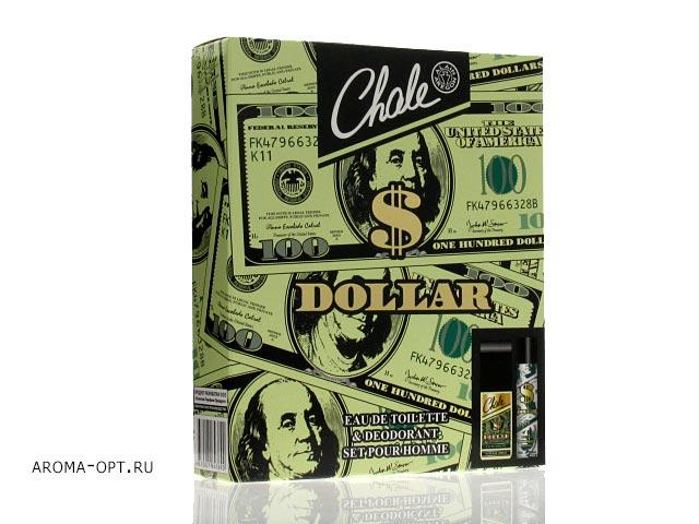 CHALE DOLLAR (Ñ.в.100мл+дез 75мл) мÑж.