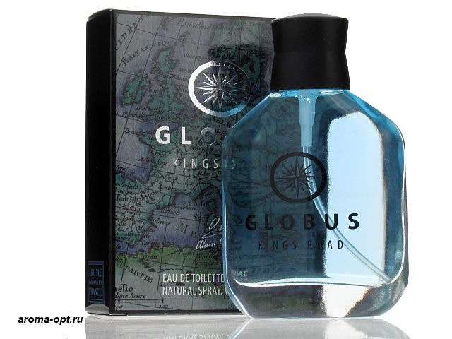 GLOBUS KINGS ROAD 90 мл, муж.