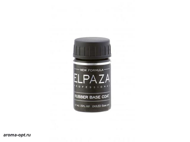 Топ ELPAZA Rubber TOP 14ml