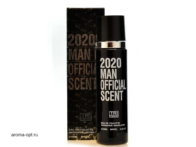 Tri Т.В. 2020 MAN OFFICIAL SCENT 100мл. муж.